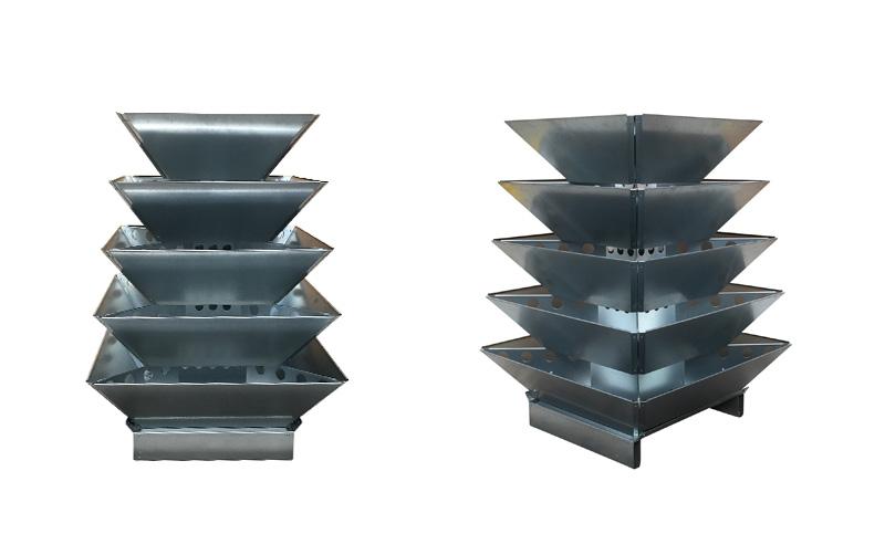 PYRA Pflanzenpyramiden